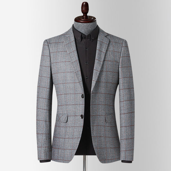 Men's Top British Fitted Blazer