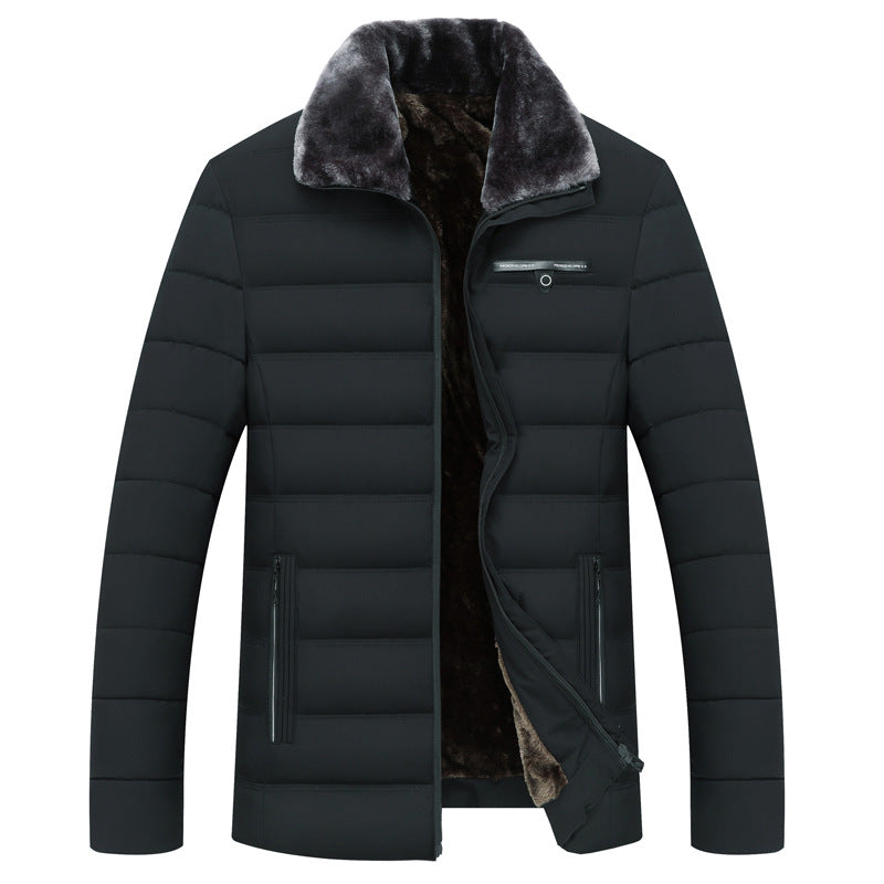 Men's Winter Warm Thicken Down Jacket