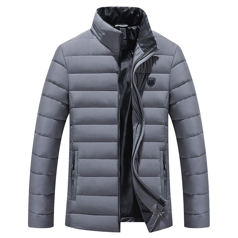 Men's Winter Warm 100% Cotton Jacket
