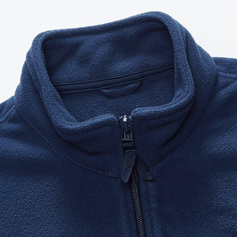 Men's Thicken Fleece Sports Casual Jacket