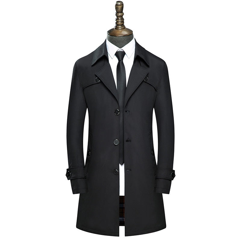 Men's Premium Business Fitted Jacket