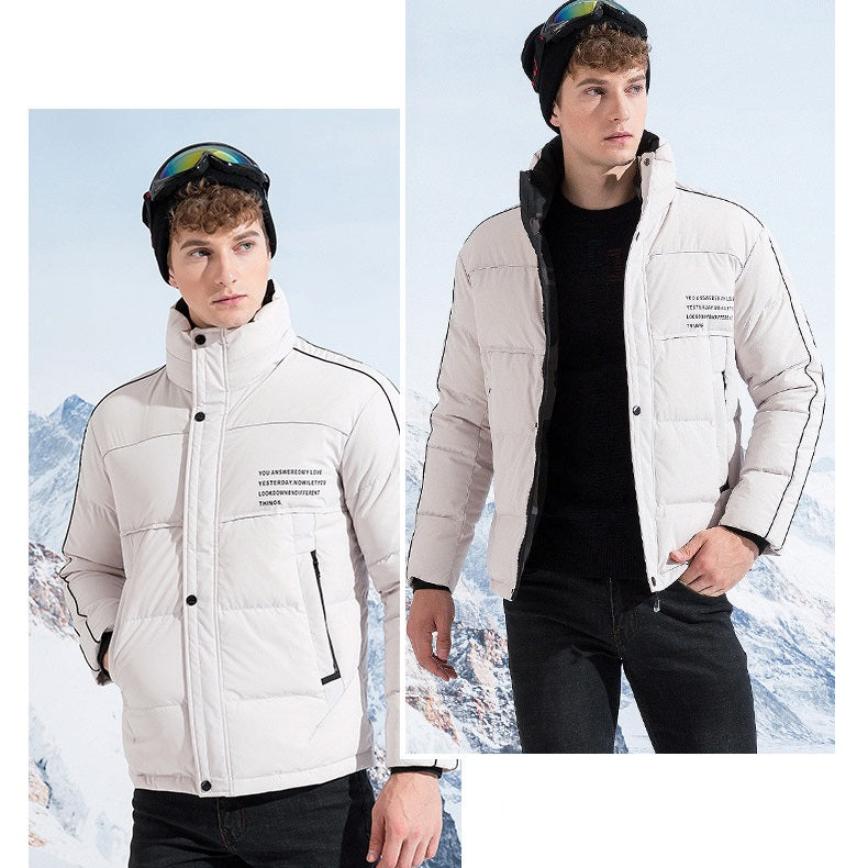 Winter Lightweight Sports Down Jacket