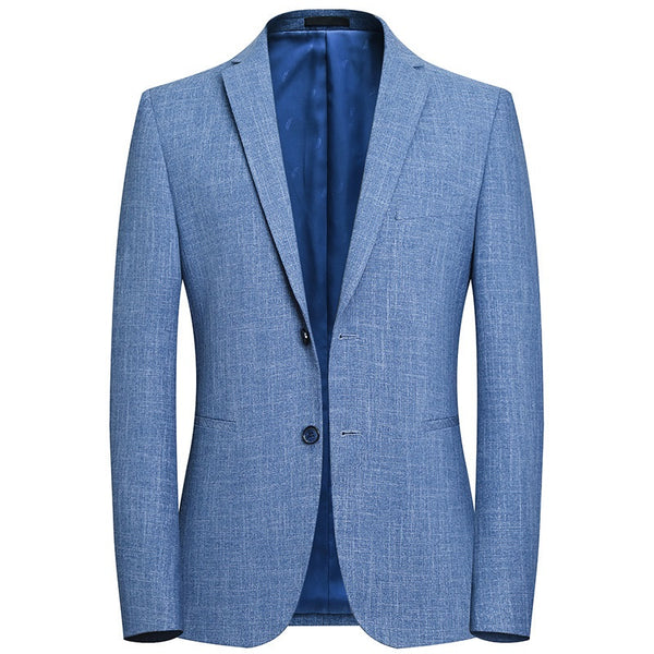 Men's Casual Thin Fitted Blazer