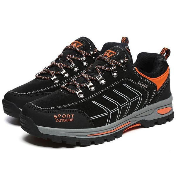 Pearlzone_Men's large size outdoor hiking men's shoes casual shoes 118418