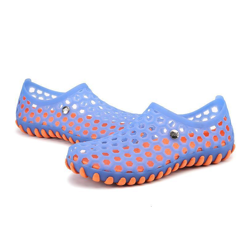 Pearlyo_Men's hole shoes, beach shoes 119463