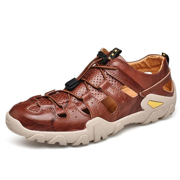 Men's Casual Trend Outdoor Hollow Breathable Sandals