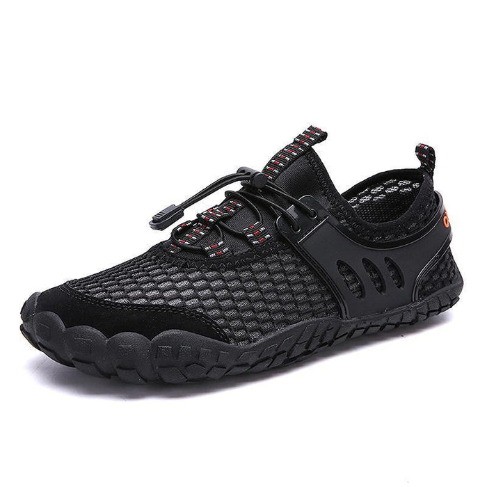 UniteMen Men's Multi-Purpose Outdoor Wading Diving Fitness Shoes