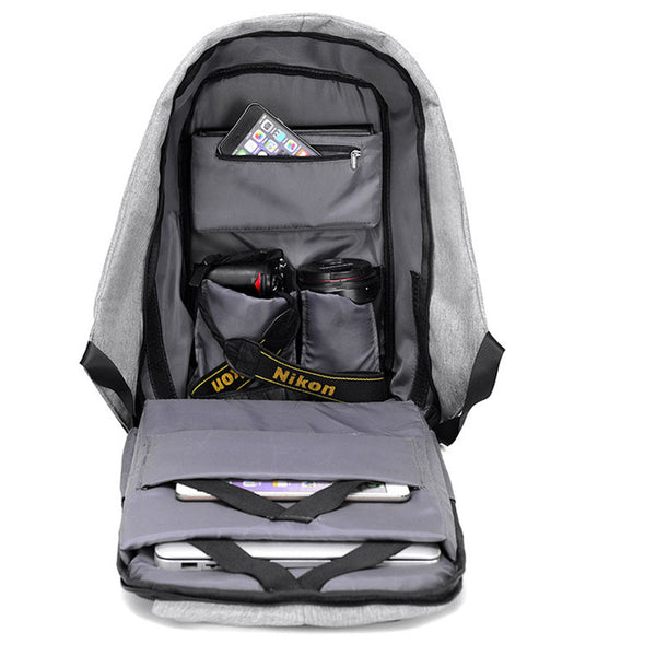 ANTI-THEFT BUSINESS/STUDY BACKPACK