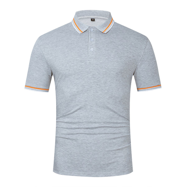 Men's British Premium 100% Cotton Polo Shirt