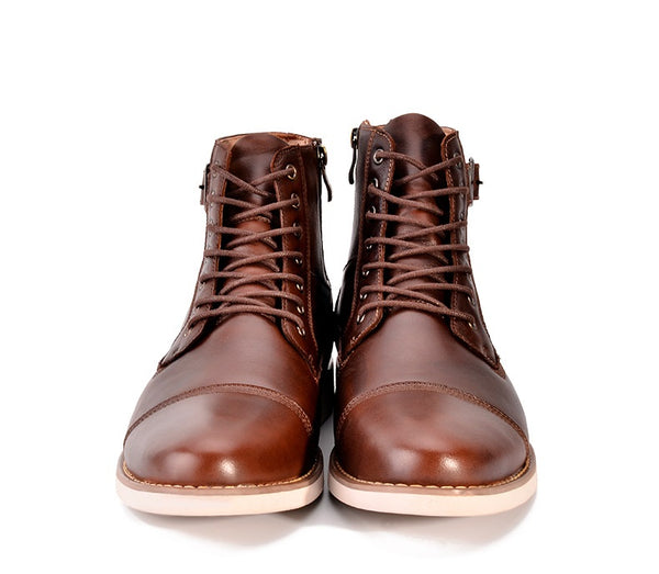 Men's Classic Leather Martin Boots