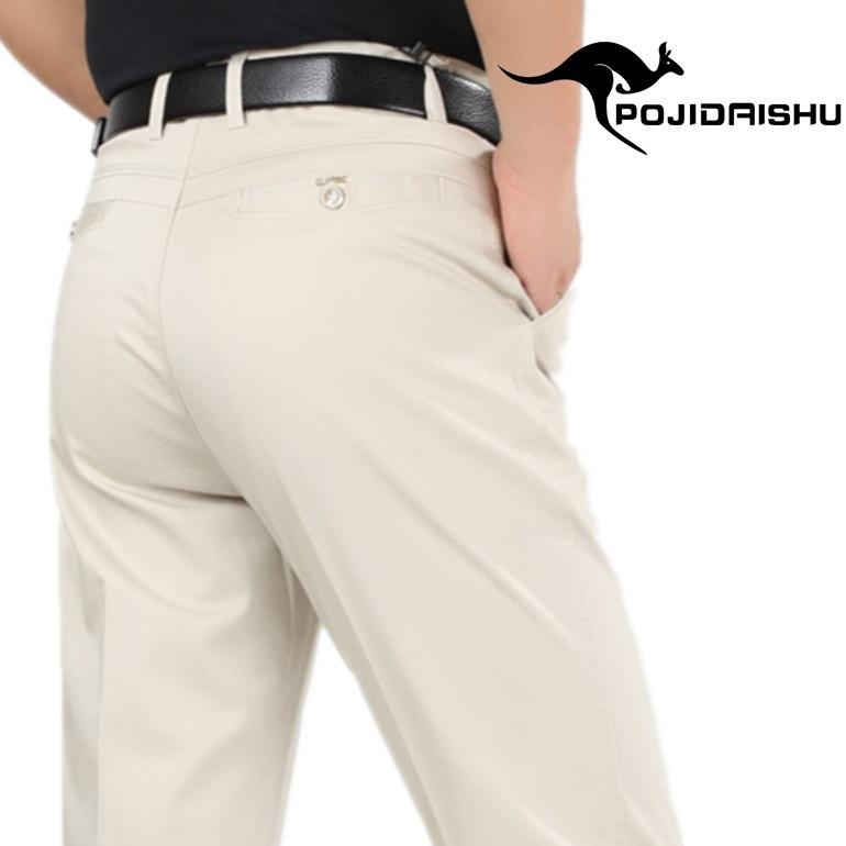 Men's Total Freedom Stretch Relaxed Fit Flat Front Pant#NEW WINTER
