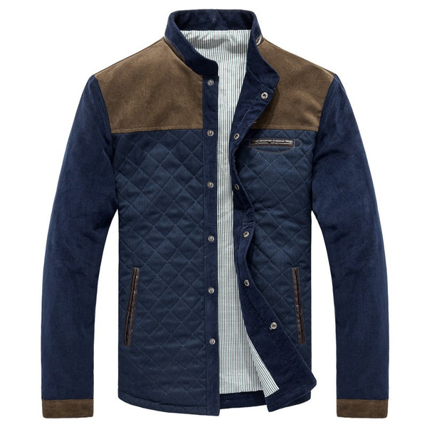 Top Spring Autumn Corduroy Casual Jacket