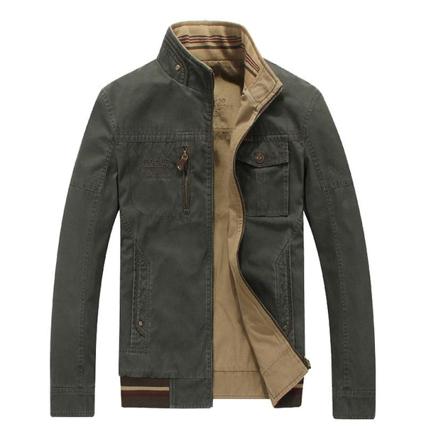 Men's Autumn Winter AFS Jeep Jacket