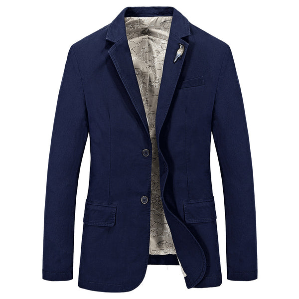 100% Spring Cotton Jacket