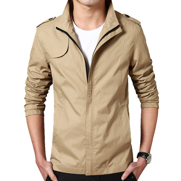 Premium Casual Thin Jacket #002