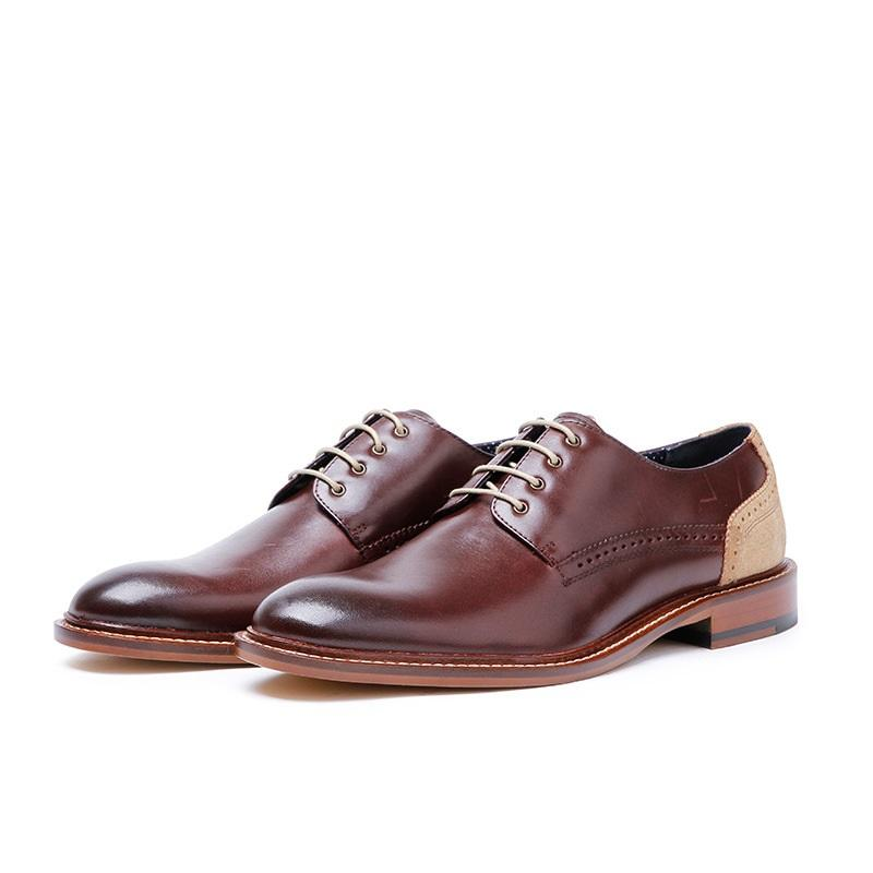 New Fashion Wingtip Men's Gibson Shoes