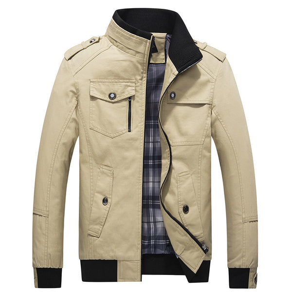 Autumn Premium 100% Cotton Jacket
