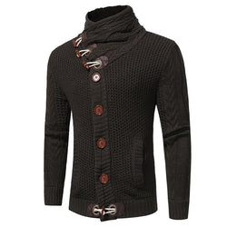 Men's Knitted Pullover Sweater