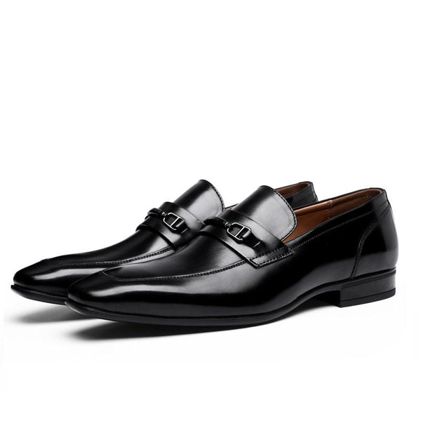 SHEEPMEN™ Men's Strap Loafers