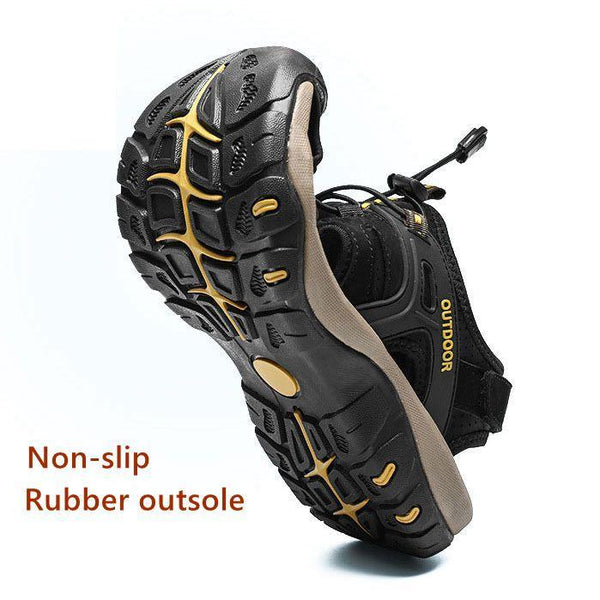Men's Adjustable Non-slip Sandals