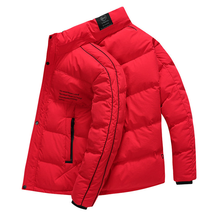 UniteMen Winter Lightweight Sports Down Jacket