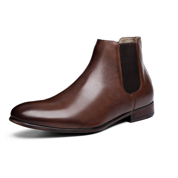 Men's Classic Leather Chelsea Boots