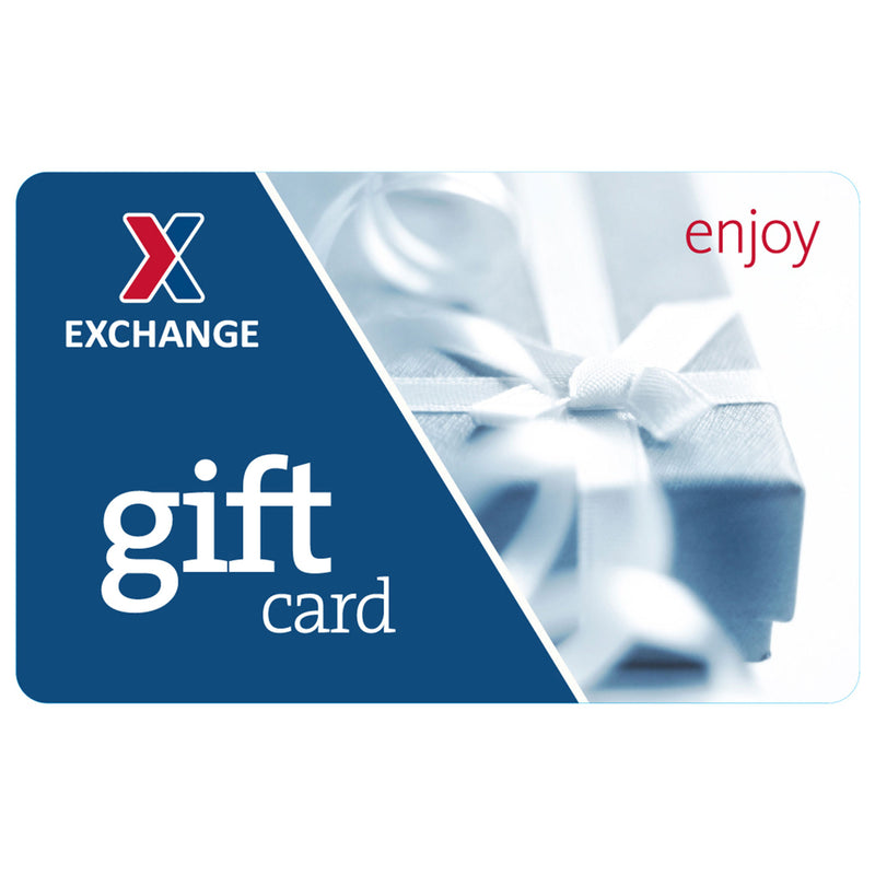Exchange Gift Card ( Test)