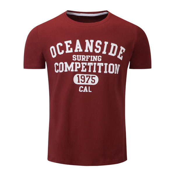 Men's Classic 100% Cotton T-shirt