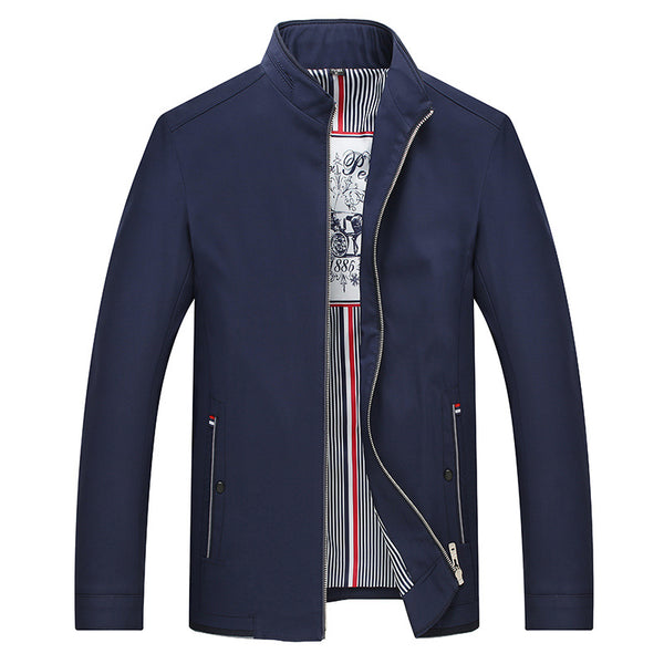 Spring British Business Casual Jacket
