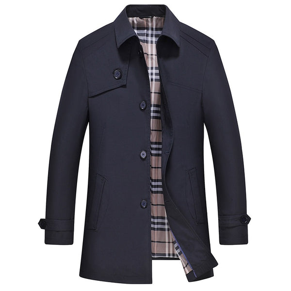 Men's British Premium Business Casual Jacket