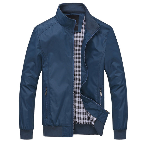 Spring Men's Thin Style Casual Jacket
