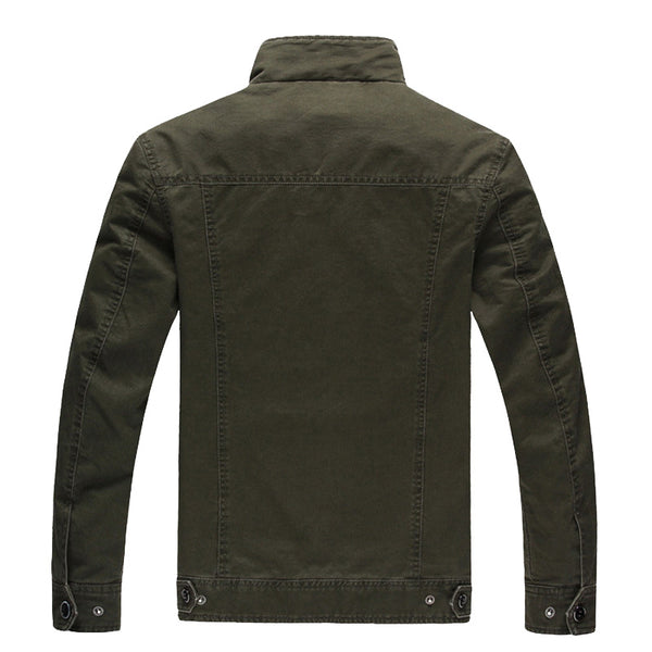 Men's Army Casual Jacket