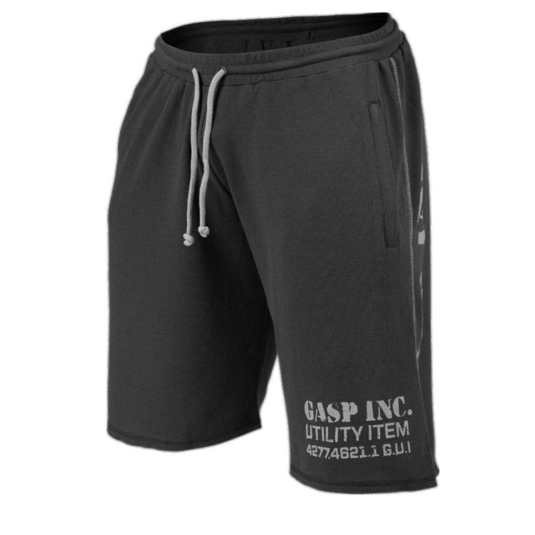 Men's Elastic Sports Shorts