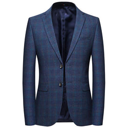 Men's Casual Fitted Jacket