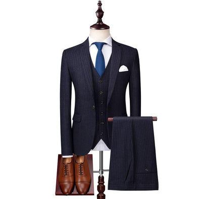 CKESE™ Men's Classic Suits (Jacket+Pants+Vest), #004