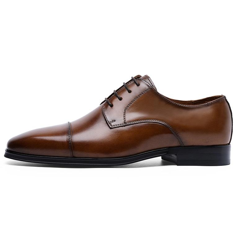 Men's Classic Cap Toe Oxford Shoes