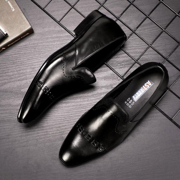 Men's Premium Slip-on Dress Loafers