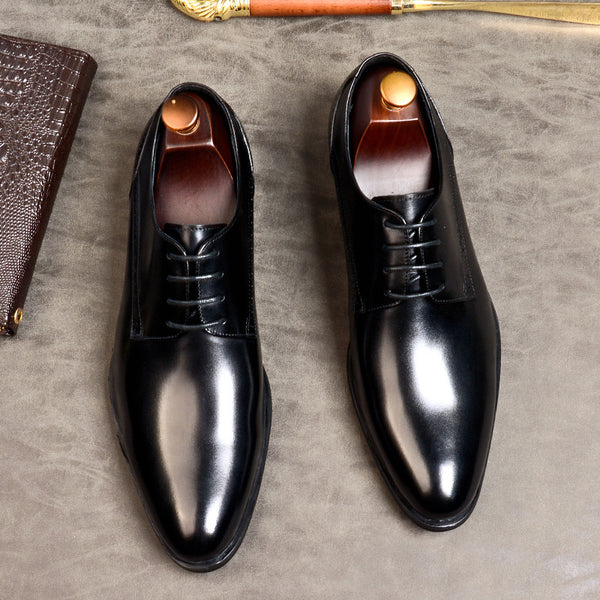 Premium Genuine Leather Oxfords