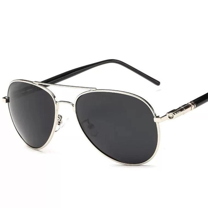 Men Aviator Sunglasses Polarized - UV 400 Protection with Classic Style