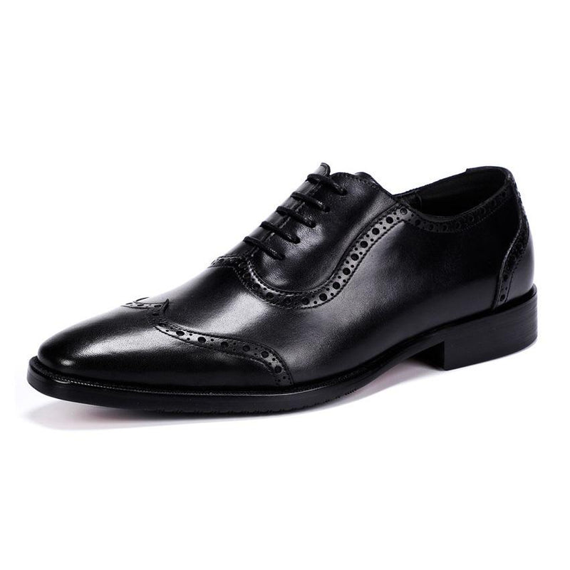 Men's Classic Noble Brogue Shoes