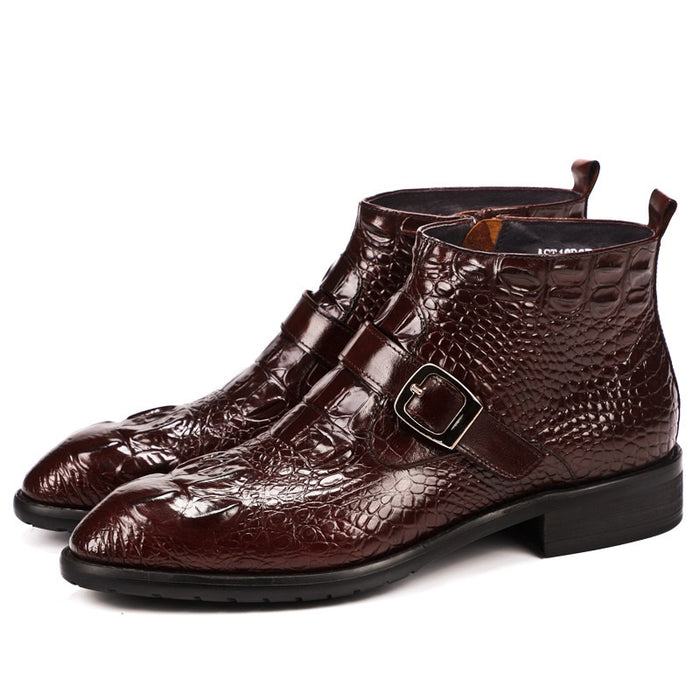 UniteMen AST Business Dress Boots