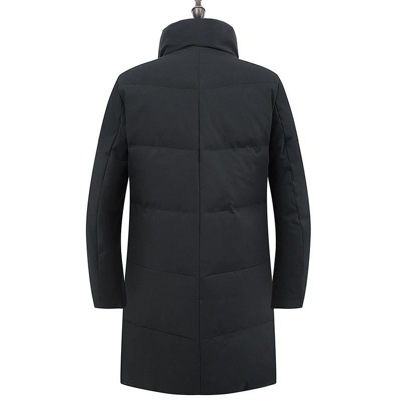 Winter Thicken Long Down Jacket #001