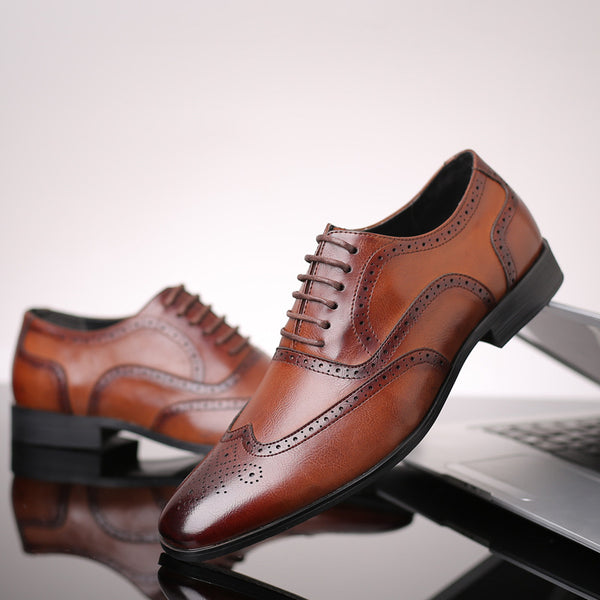 Men's Top Designer Brogue Shoes