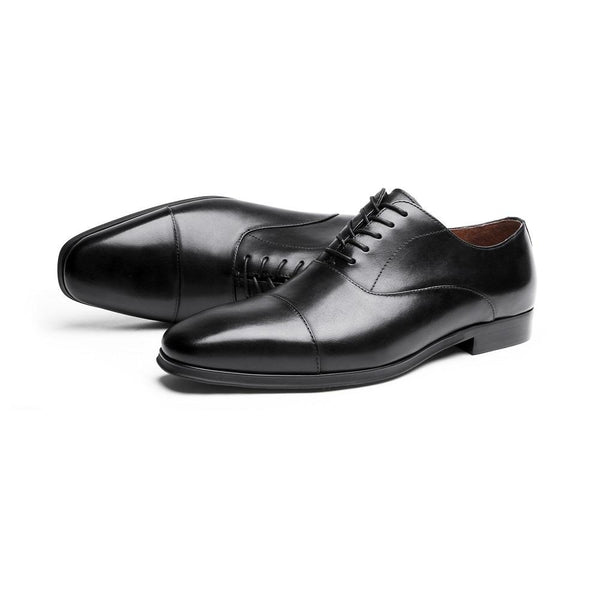 MEN'S Classic Cap Toe Oxford BLACK