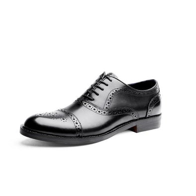 Men's Business Brogue Dress Shoes