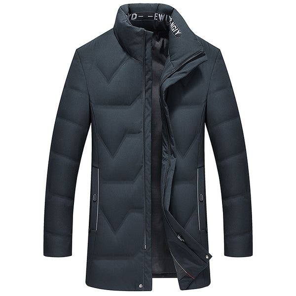 Premium Thick Long Down Jacket