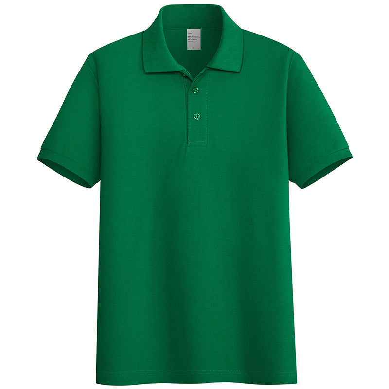 4 PIECES Pure Color 100% COTTON POLO SHIRTS