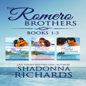The Romero Brothers Boxed Set (Audiobooks 1 - 3)