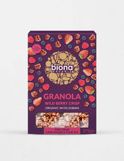 Biona / Granola Bio aux fruits rouges