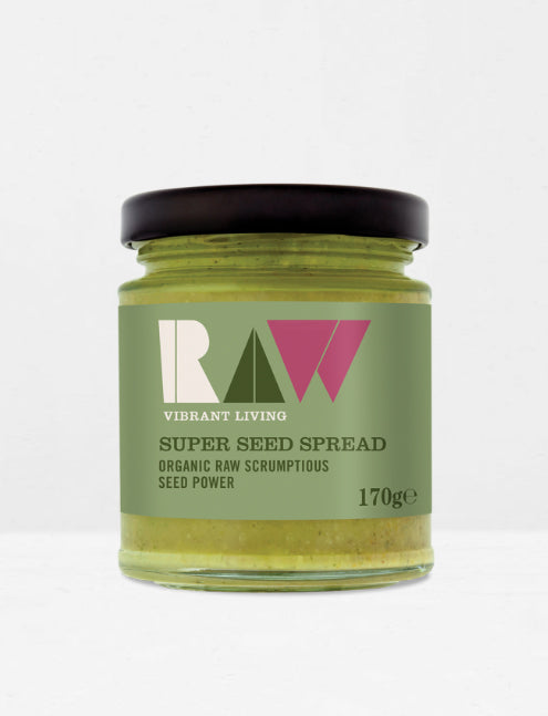 Raw / Purée Bio de super-graines crues